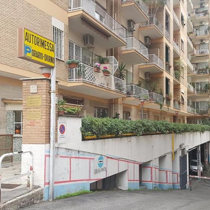 Parking Public AUTORIMESSA TROIANO 2 (Couvert) Roma