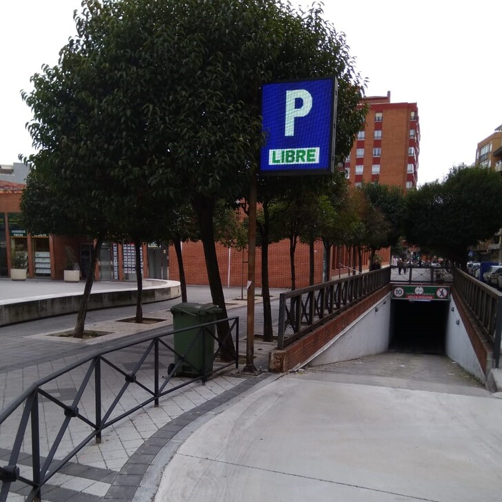 MERCADO CAMPILLO Public Car Park (Covered) Valladolid