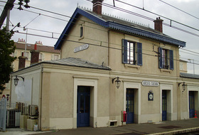 Parkings Gare d'Arcueil Cachan à Arcueil - Réservez au meilleur prix
