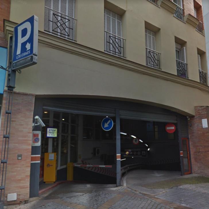 PARKING LOS CISNES Public Car Park (Covered) Jerez de la Frontera