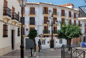 Parques de estacionamento Vélez-Málaga em Málaga - Reserve ao melhor preço