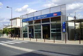 Parkings Gare RER de Brétigny à Brétigny - Réservez au meilleur prix