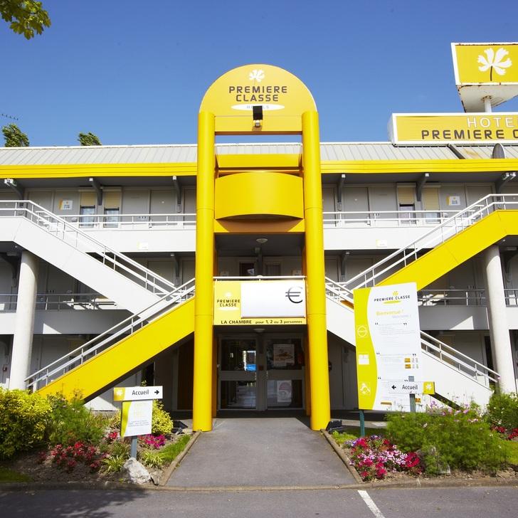PREMIERE CLASSE TOULOUSE BLAGNAC Hotel Parking (Exterieur) Blagnac