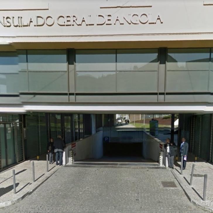 Parking Public GARAGEM ALCANTARA RIO (Couvert) Lisboa