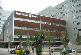 Hospital Quirón  car parks in Barcelona - Book at the best price