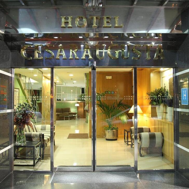 Parking Hôtel CESARAUGUSTA (Couvert) Zaragoza