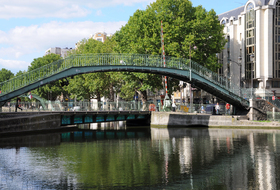 Canal Saint-Martin car parks in Paris - Book at the best price
