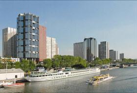 Parking Front de Seine  à Paris : tarifs et abonnements - Parking de quartier | Onepark