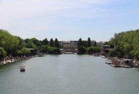 Parking Bassin de la Villette à Paris : tarifs et abonnements - Parking de quartier | Onepark