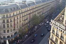 Boulevard Haussmann car park in Paris: prices and subscriptions - Neighborhood car park | Onepark