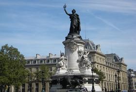 Place de la République car parks in Paris - Book at the best price