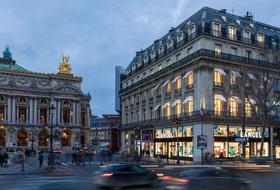 Place de l'Opéra car parks in Paris - Book at the best price