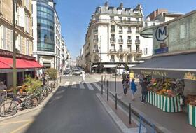 Rue Louise Michel car park in Paris: prices and subscriptions - Neighborhood car park | Onepark