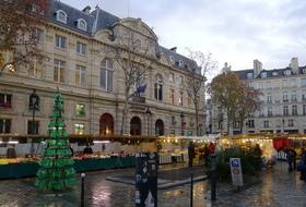 Parques de estacionamento Place Baudoyer em Paris - Reserve ao melhor preço