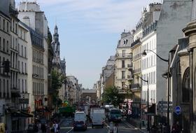 Parkplätze Rue du Faubourg Saint-Martin in Paris - Buchen Sie zum besten Preis