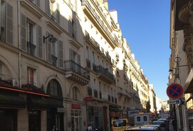 Rue de Ponthieu car park in Paris: prices and subscriptions - City car park | Onepark