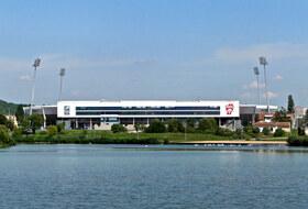 Parques de estacionamento Stade Marcel Picot em Nancy - Ideal para os dias de partidas de futebol e concertos
