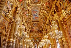 Palais Garnier car parks in Paris - Book at the best price