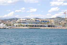 Palais des Festivals car parks in Cannes - Book at the best price