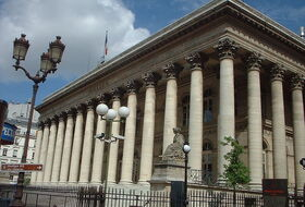 Palais Brongniart car parks in Paris - Book at the best price
