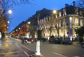 Avenue Montaigne car park in Paris: prices and subscriptions - City center car park | Onepark