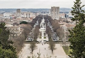Avenue Jean Jaures car parks in Nimes - Book at the best price