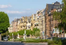 Avenue Foch car parks in Metz - Book at the best price