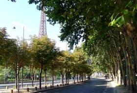Parques de estacionamento Quai Branly em Paris - Reserve ao melhor preço