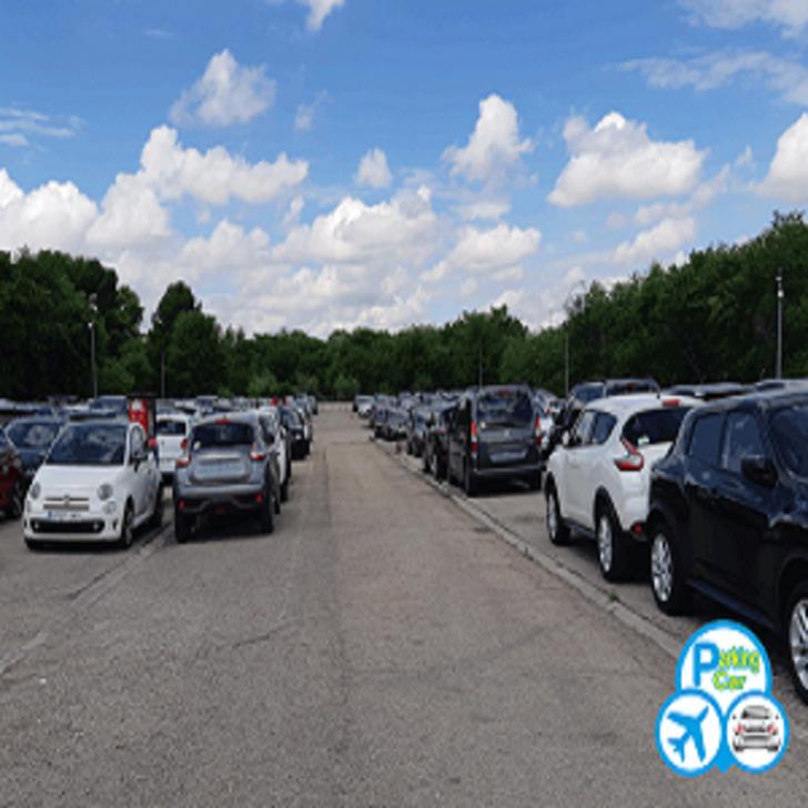 PARKINGCAR BARAJAS SHUTTLE Discount Parking (Exterieur) Madrid