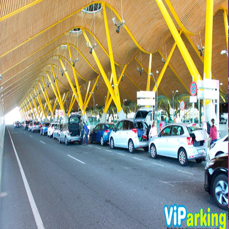 VIPARKING BARAJAS VALET Valet Service Car Park (Covered) Madrid