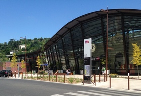 Gare Agen car parks in Agen - Book at the best price