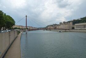 Quai Saint Antoine car park in Lyon: prices and subscriptions - City center car park | Onepark