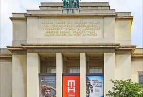 Parkings Musée de l'Homme à Paris - Réservez au meilleur prix