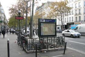 Saint-Sébastien Froissart car park in Paris: prices and subscriptions - City center car park | Onepark