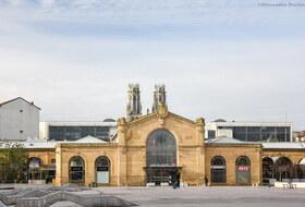 Parkings Gare de Nancy à Nancy - Réservez au meilleur prix