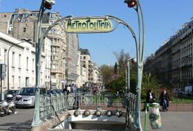 Parkeerplaats Rome in Parijs : tarieven en abonnementen - Parkeren in het stadscentrum | Onepark