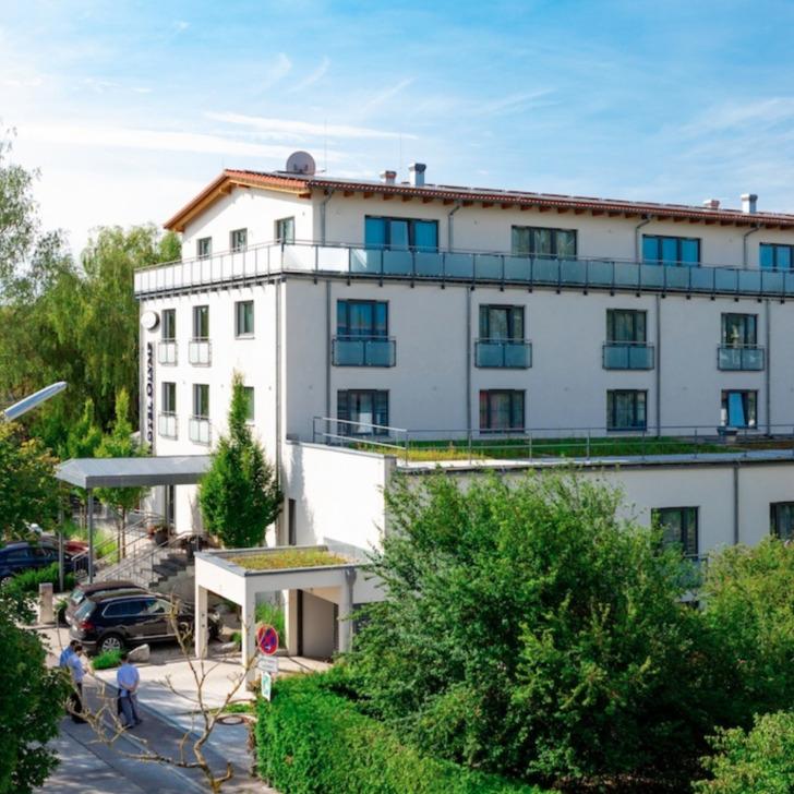 Parking Hotel OLYMP MUNICH (Cubierto) Eching