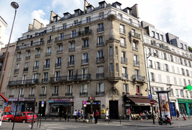 Riquet car parks in Paris - Book at the best price