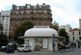 Pelleport car parks in Paris - Book at the best price