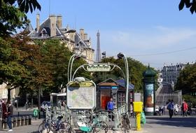 Parking Pasteur en París : precios y ofertas - Parking de centro-ciudad | Onepark