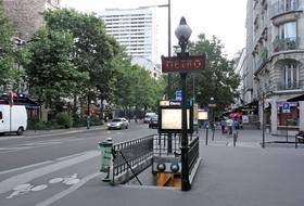 Parking Ourcq à Paris : tarifs et abonnements - Parking de centre-ville | Onepark