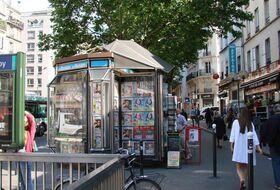 Parques de estacionamento Marx Dormoy em Paris - Reserve ao melhor preço