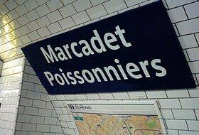 Parcheggio Marcadet-Poissonniers a Parigi: prezzi e abbonamenti - Parcheggio di centro città | Onepark