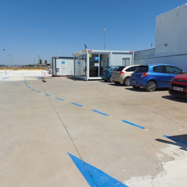 Parking Low Cost DDIMO (Exterior) Sevilla