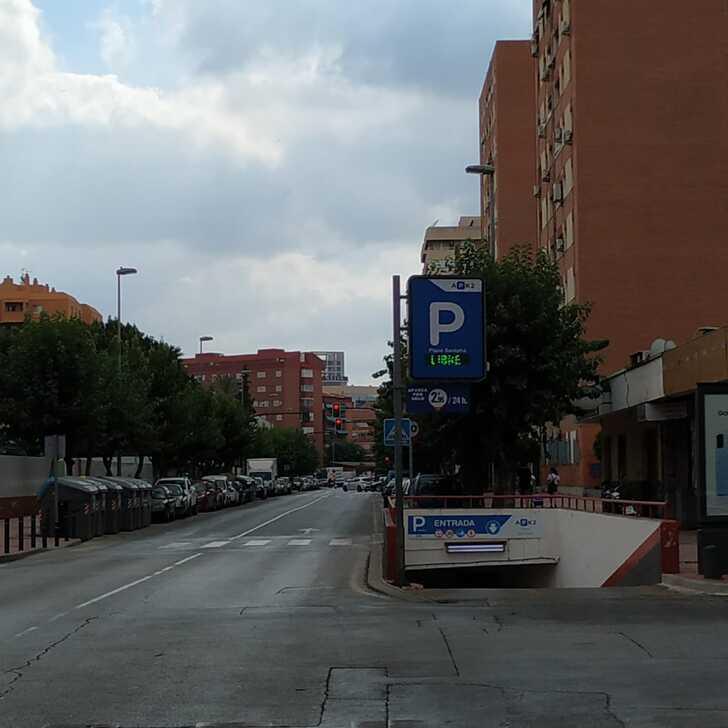 Parking Public APK2 SANTOÑA (Couvert) Murcia