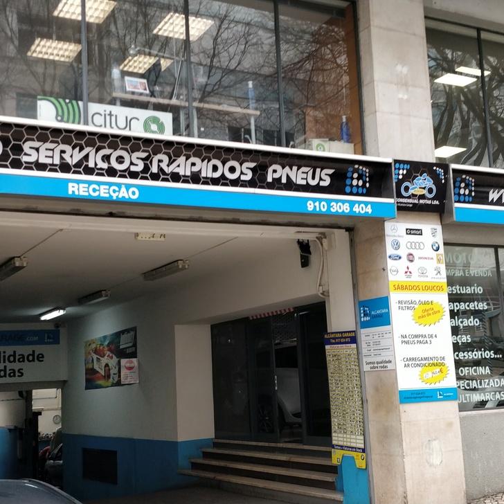 Estacionamento Público ALCÂNTARA GARAGE (Coberto) Lisboa