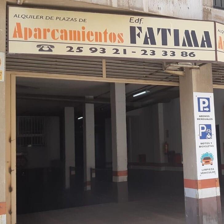 Parking Público PARKING FÁTIMA (Cubierto) Almería