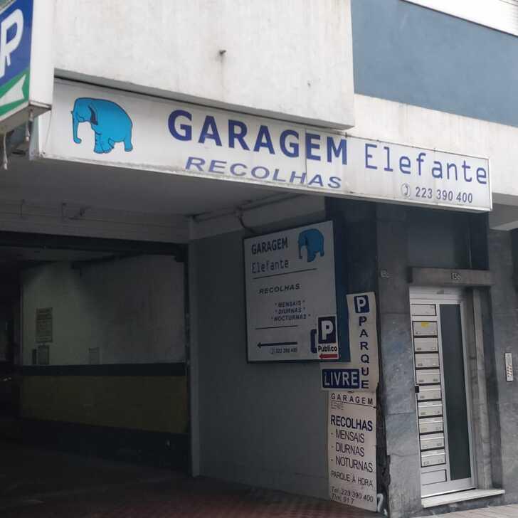 Estacionamento Público GARAGEM ELEFANTE AZUL (Coberto) Porto