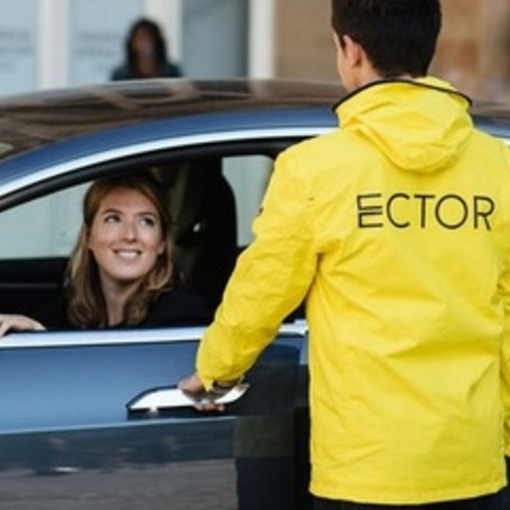 ECTOR Valet Service Parking (Exterieur) Aix-en-Provence