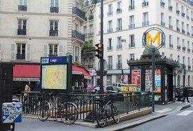 Parking Liège à Paris : tarifs et abonnements - Parking de ville | Onepark